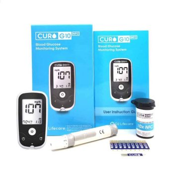 Blood Glucose Test Meter