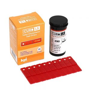 Cholesterol Test Strips